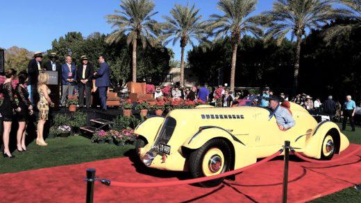 Best of Show: Arizona Concours d'Elegance