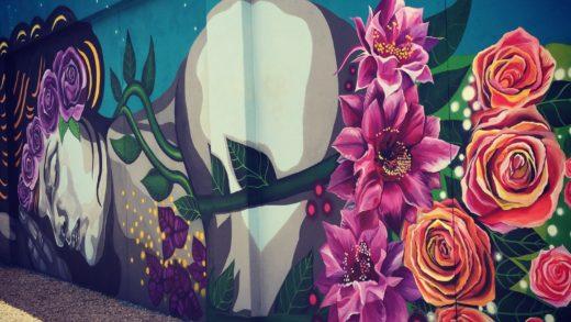 Lauren Lee, Magical Muralism