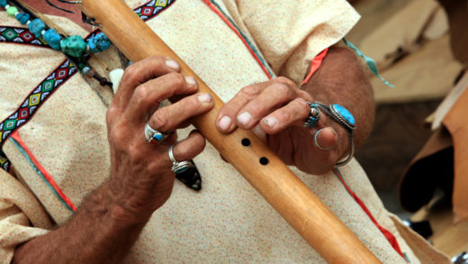 A Tribute to the Native American Flute