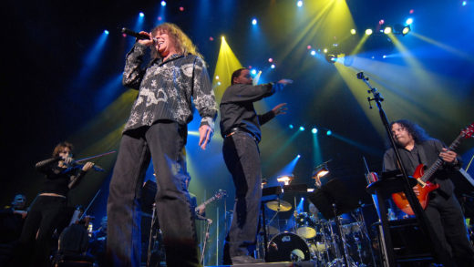 Led Zeppelin: Links Rock'n'Roll With Classical