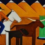 Robert Ransom painting
