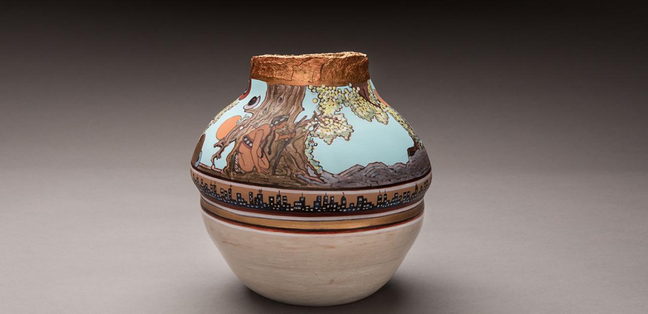Susan Folwel ceramic