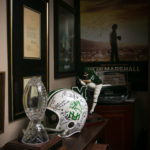 Jack Lengyel office memorabilia