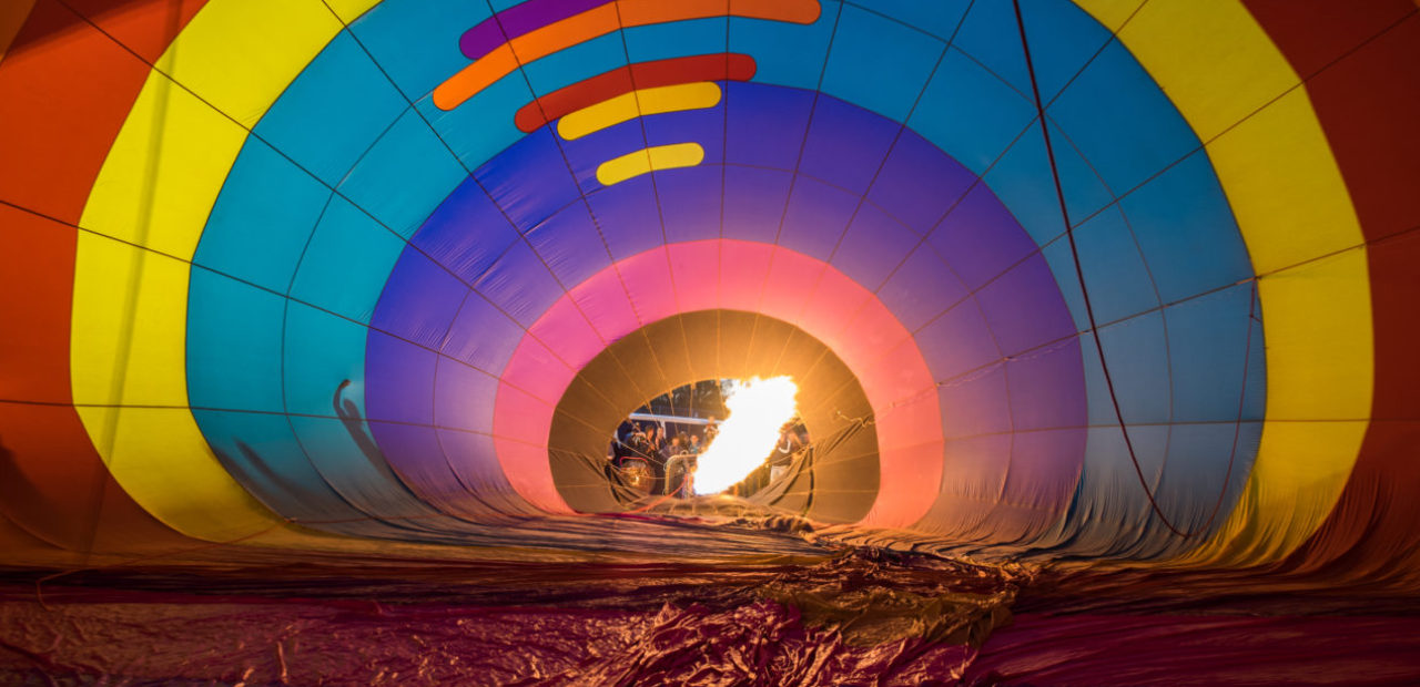 Cave Creek Balloon Festival: The Place to Glow » Images Arizona