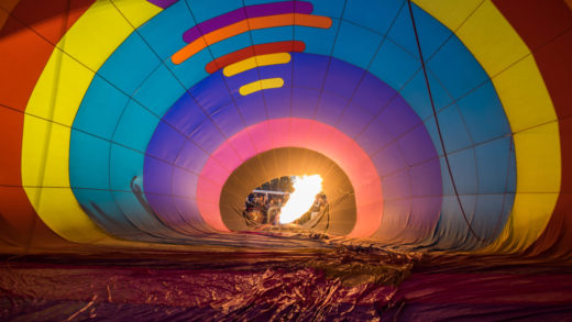 Cave Creek Balloon Festival: The Place to Glow