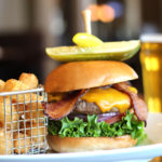 Relish Burger Bistro burger dish