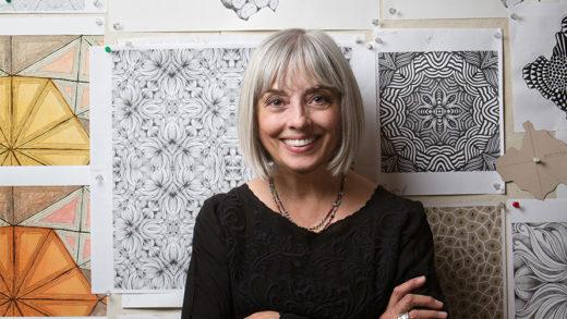Artist Janet Towbin