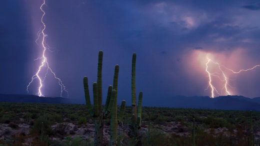 Sizzling Summer Storms