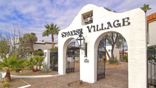 Nothing Ho Hum About Historic Spanish Village