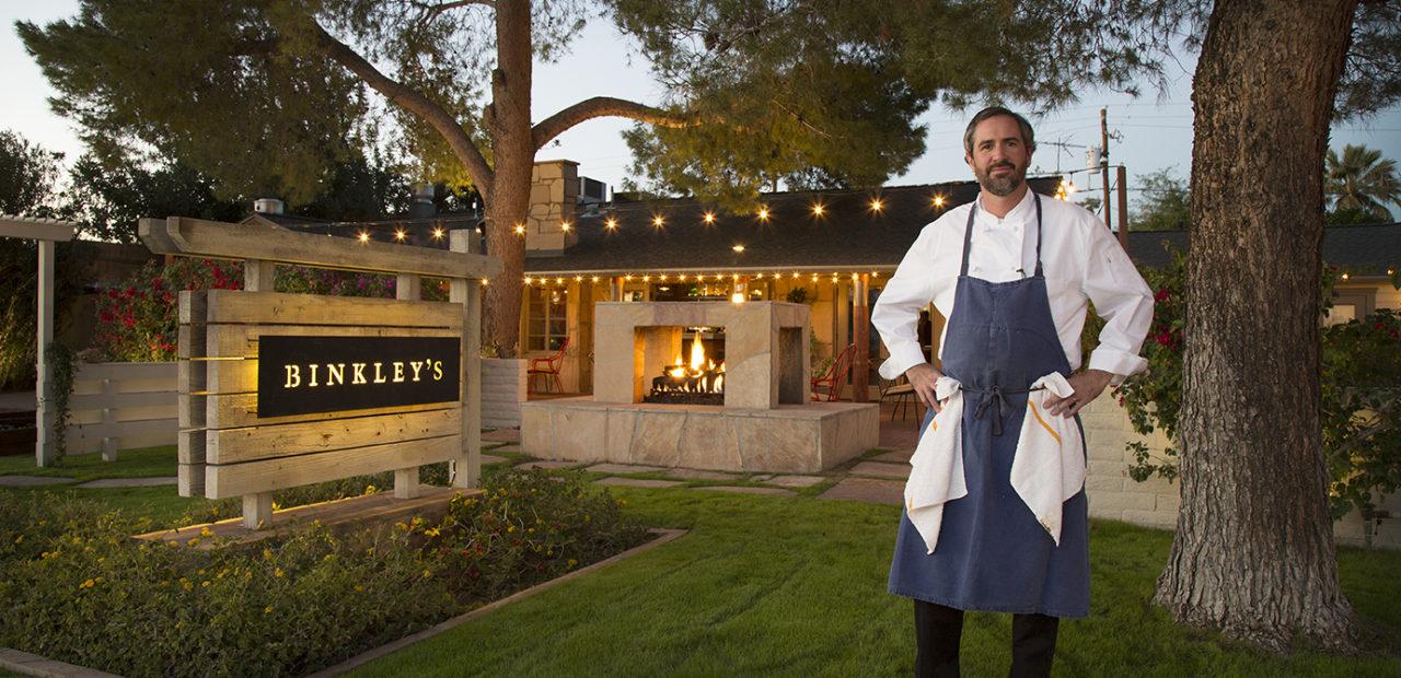 AZ Binkley's Restaurant
