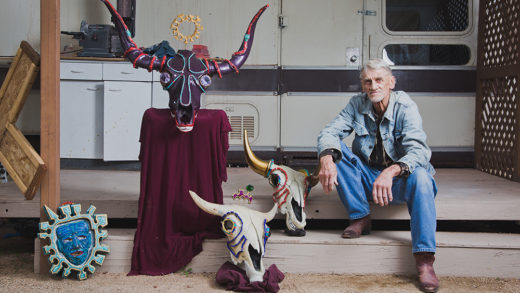 The Blue Gem Shines A New Light on Cave Creek Artists