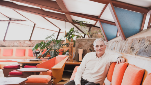 The Individualist Aaron Betsky Cultivates Rank Lloyd Wright's Legacy