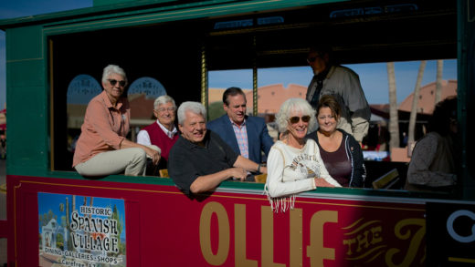 Take a Ride Through History on the Foothills Trolley