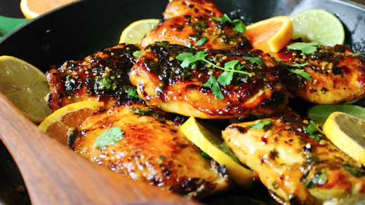 Citrus Cilantro Chicken