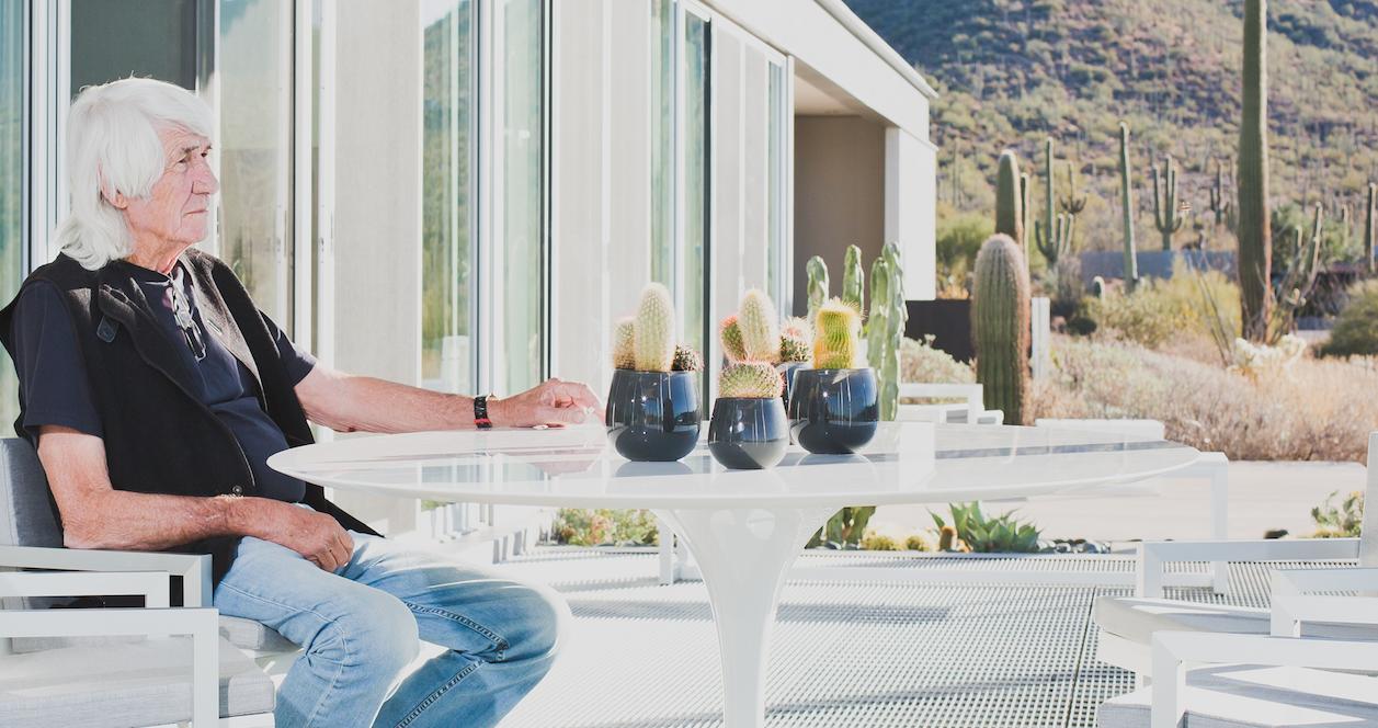 Michael P. Johnson: True to the Trade » Images Arizona