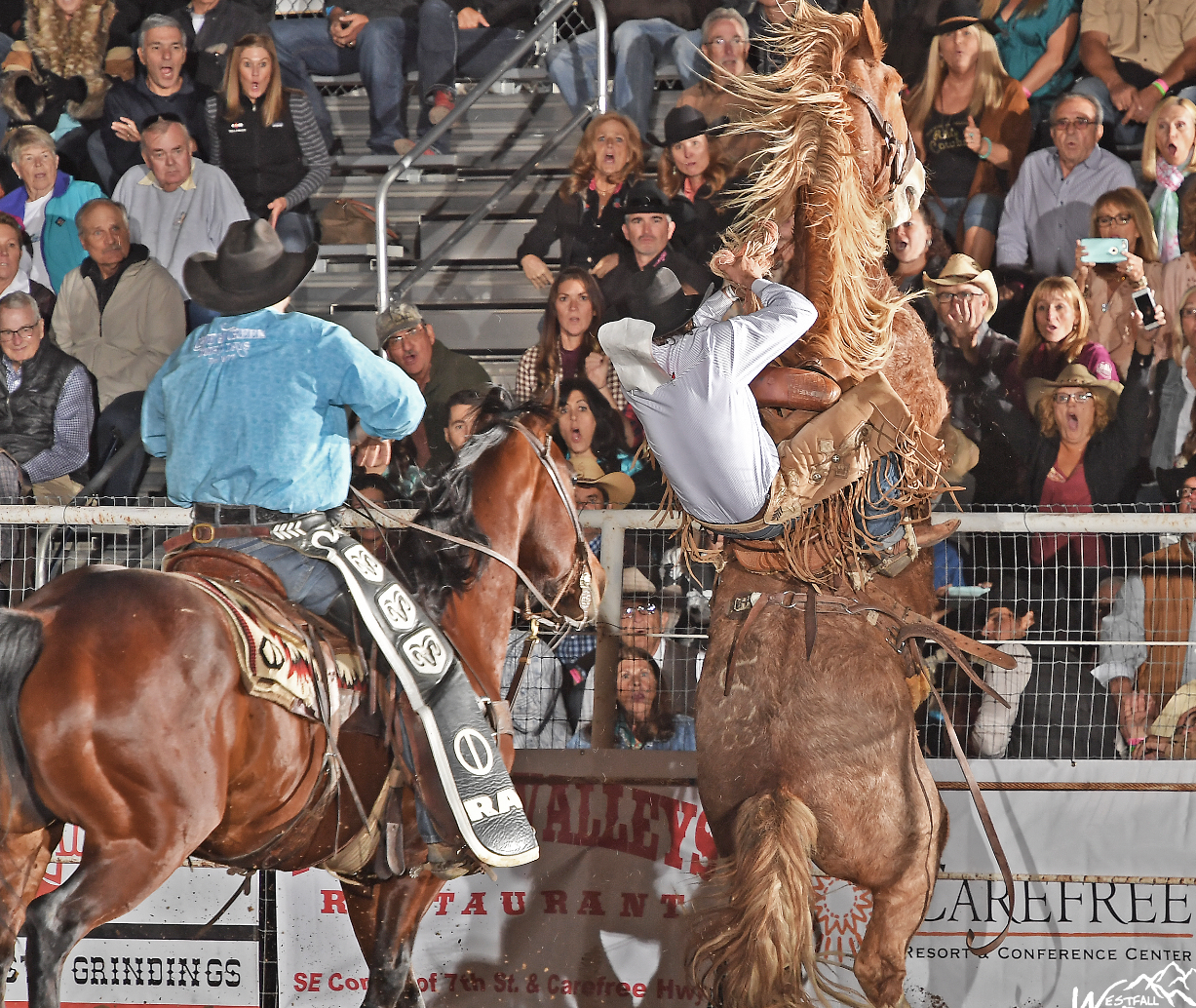 Cave Creek Rodeo Days March 2018 - Ain't Our First Rodeo