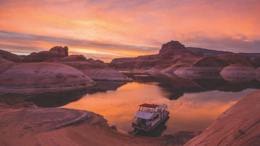 Rock the Boat: Lake Powell Adventures