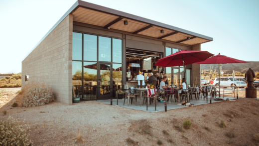 Raven's View: A Wine Bar Oasis