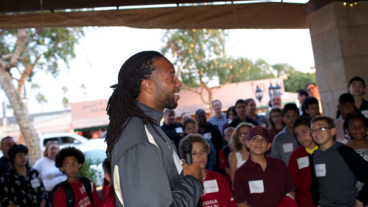 Larry Fitzgerald: A Decade of Giving