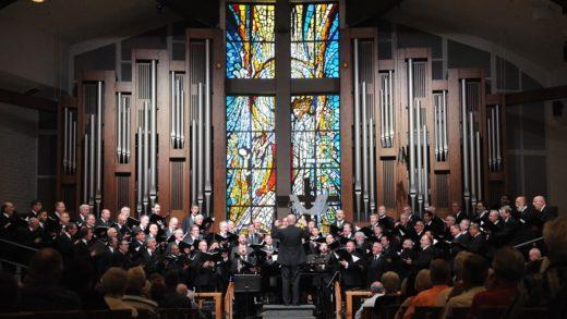 Melodic Men: 90 Years of the Orpheus Male Chorus of Phoenix