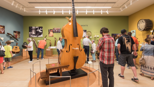 The Octobasse: A Musical Mammoth