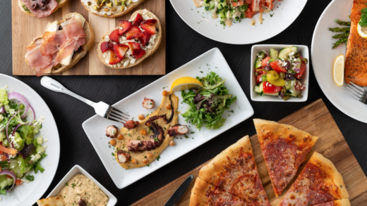 Mediterranean Cuisine with Modern Flair Comes to Paradise Valley