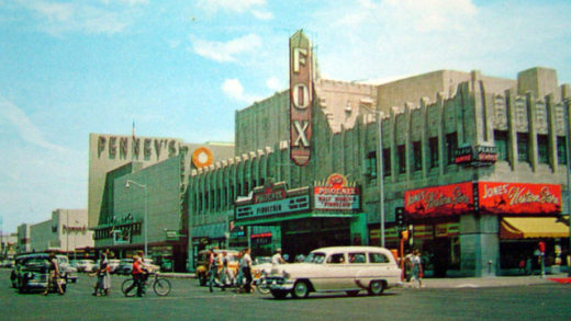 The Fabulous Fox West Coast Theatre