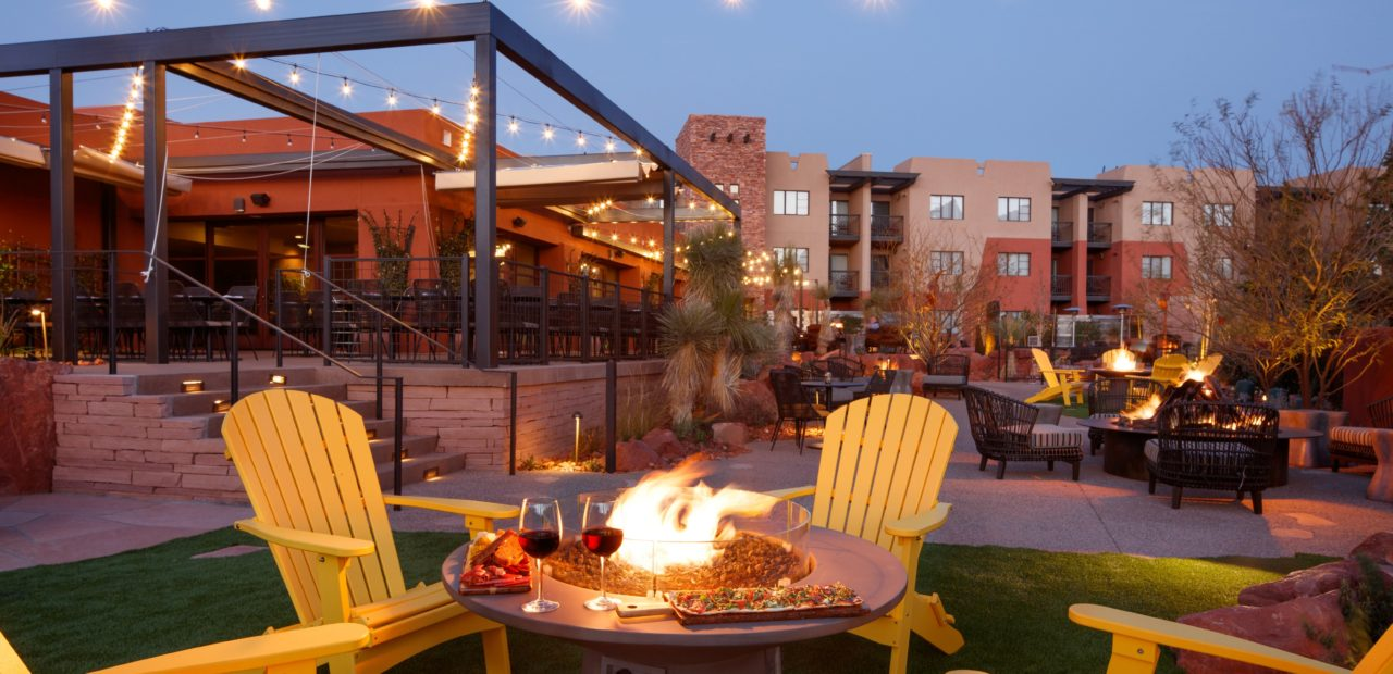 hilton sedona resort 20 years of relaxation and adventure. Black Bedroom Furniture Sets. Home Design Ideas