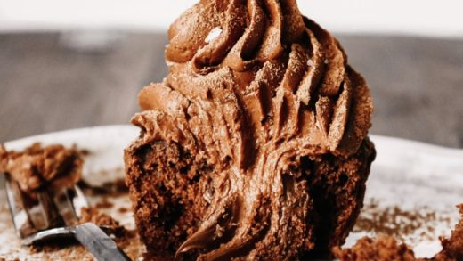 12 Perfect Chocolate Cupcakes