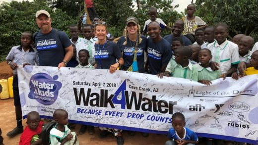Walk4Water Sharing the Load