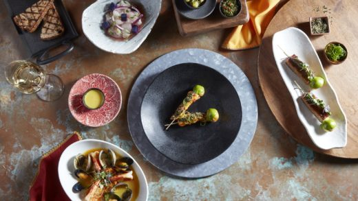 A Desire for Fresh Latin Flavors at Deseo