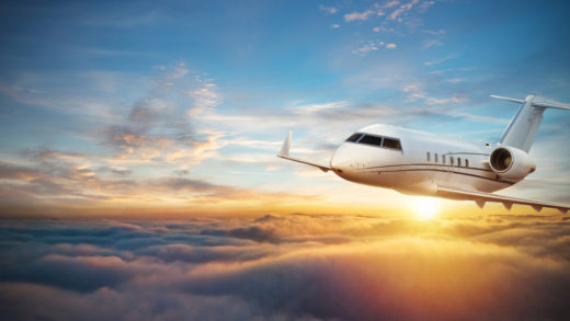 Into the Skies with Private Jet Journeys