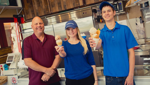 Fresh Flavors Made With Lots of Love at The City Creamery