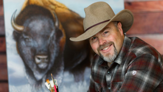 Western and Pop Adventures Come to Life at Arizona Fine Art Expo