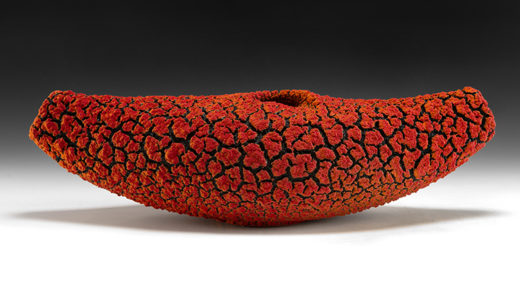 Randy O'Brien: From Clay Slab to 3D, Vibrant Vessels