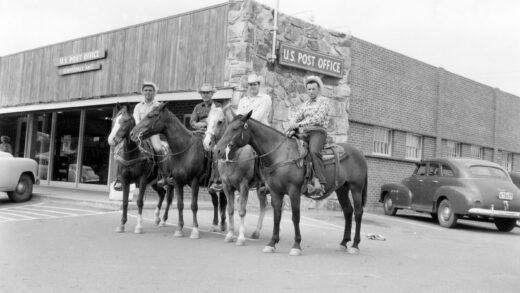 Equestrian Culture: A Horse History Course